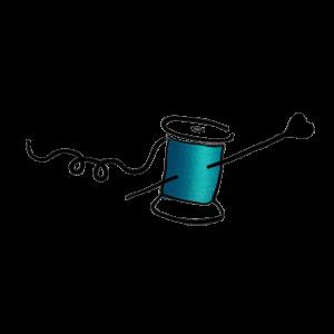 logo bobinette la broderik