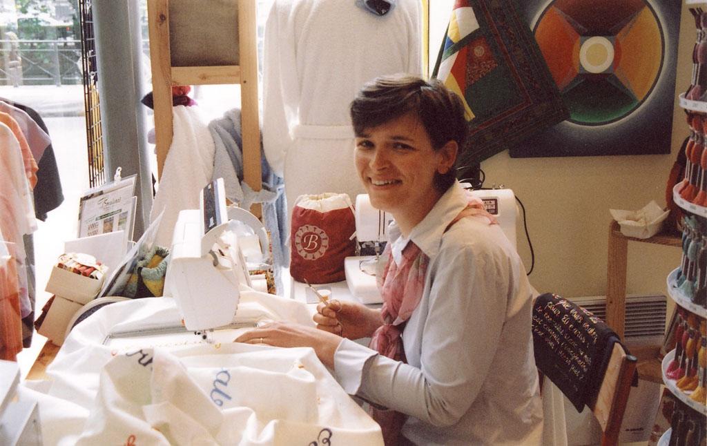 Read more about the article Broderies personnalisées : Patchcréation, souvenirs !