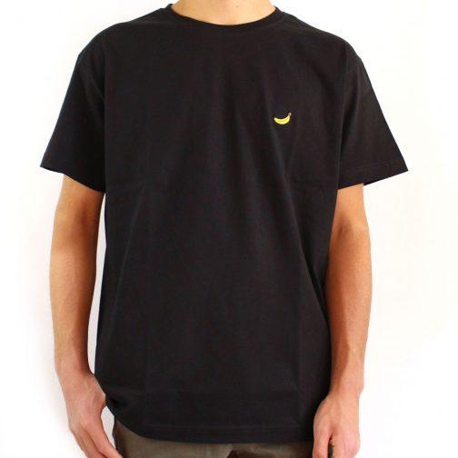 t-shirt brodé banane