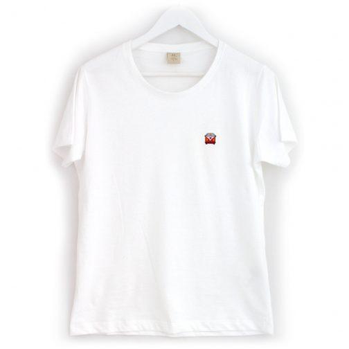 tshirt brodé combi
