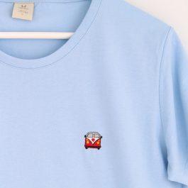 Tshirt brodé combi pour femme…Combig ❤️
