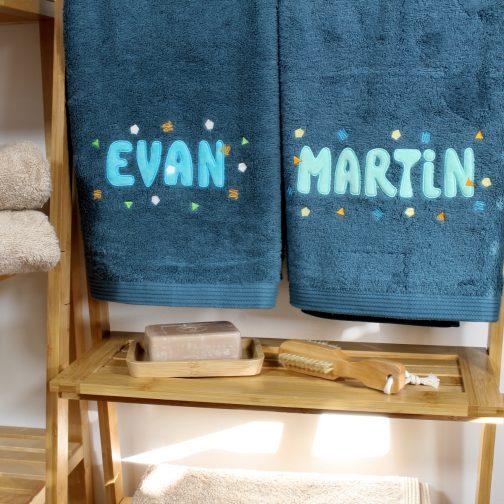 serviettes EVAN ET MARTIN