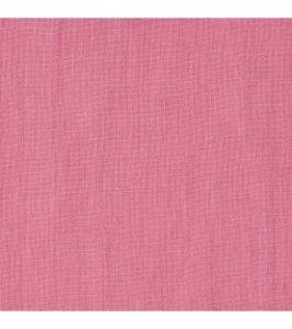 serviette Lin français rose